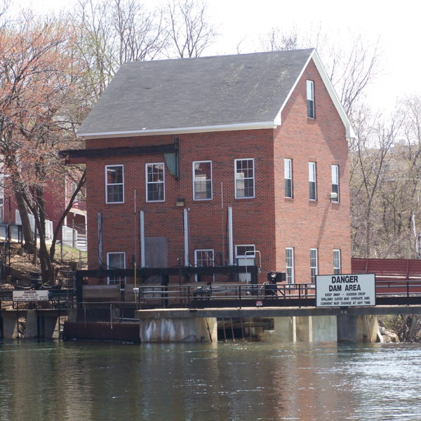 The Avery Hydroelectric